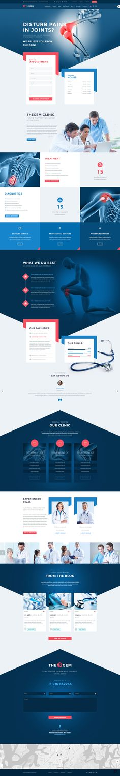 Ознакомьтесь с этим проектом @Behance: «TheGem - Doctor Version» https://www.behance.net/gallery/49740231/TheGem-Doctor-Version