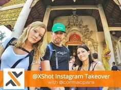 We are thrilled to have Cormac O'Brien start his XShot Instagram Takeover ‪from Asia! Follow our Modern Day Nomad in Thailand and more... Stay tuned and check it out on https://instagram.com/xshot !  #‎MDN‬ ‪#‎travel‬ ‪#‎XShot‬ #capturetheaction #‎traveltheworld‬