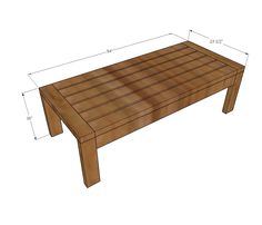 outdoor sofa stained chocolate brown with white cushions and matching coffee table Outdoor Farmhouse Table, Outdoor Coffee Tables, Outdoor Sofa, White Farmhouse, Diy Outdoor Furniture, Deck Furniture, Diy Furniture Plans, Modern Furniture, Business Furniture