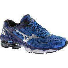 f95b340fa3 Men s Mizuno Wave Creation 19 Running Shoe Directoire Blue  Blueprint Tênis  De Corrida Para