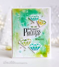It's the first group post for the Papertrey Ink December release countdown! Card Making Inspiration, Making Ideas, Cute Cards, Diy Cards, Beautiful Handmade Cards, Watercolor Cards, Scrapbook Cards, Scrapbooking, Paper Cards