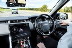 Jaguar Land Rover vehicles will be able to hit all the green lights     - Roadshow  Roadshow  News  Car Industry  Jaguar Land Rover vehicles will be able to hit all the green lights  Enlarge Image  Th