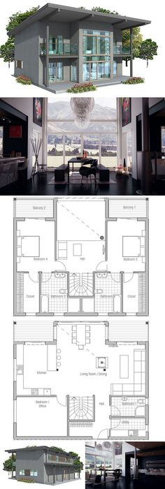 Shipping Container House Plans Ideas 85
