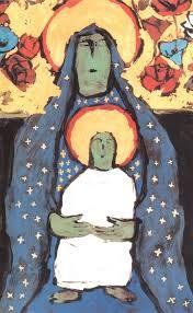 icoon maria in te kleuren - Google zoeken
