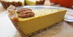 Priscilla's Perfect Pumpkin Pie