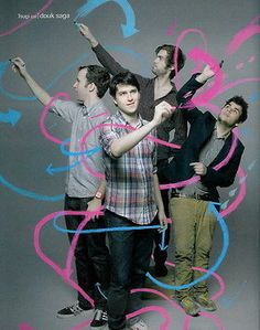 "Vampire Weekend - Band 14""x18"" Poster"