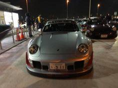 RWB at Tarumi parking Rauh Welt, Porsche, Japan, Vehicles, Car, Porch, Japanese, Vehicle, Tools