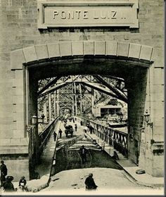 Gustave Eiffel, Ponte Pensil, Porto City, Porto Portugal, Beyond Beauty, Douro, Old Pictures, Fireworks, Travel Inspiration
