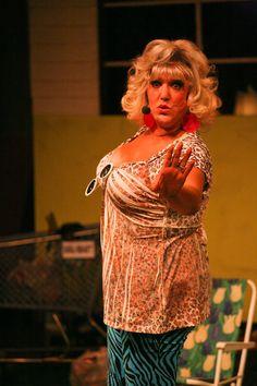 Daniela Innocenti Beem as Betty.