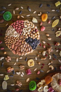 Raw nuts & Dried Fruit Product Photography on Behance Dry Fruit Box, Fruit And Veg, Dried Fruit, Fruits And Vegetables, Vegetables List, Fruit Packaging, Food Packaging Design, Fruit Photography, Product Photography