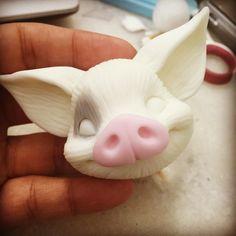 Tem um porquinho nascendo aqui! #pua#puamoana #disney