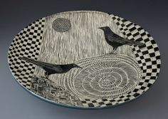 Patricia Griffin Studio: Woodcut Series