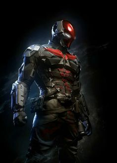 Jason Todd/Red Hood in Arkham Knight - COSPLAY IS BAEEE! Tap the pin now to grab yourself some BAE Cosplay leggings and shirts! From super hero fitness leggings, super hero fitness shirts, and so much more that wil make you say YASSS!