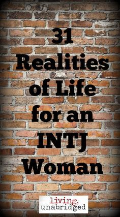 31 Realities of Life for an INTJ Woman - Living Unabridged - 31 realities of life intj woman if any of you ever wanted to know the struggle haha -Rachel - Intj Personality, Myers Briggs Personality Types, Intj And Infj, Infp, Intj Humor, Introvert Humor, Types Of Psychology, Intj Women, Reality Of Life