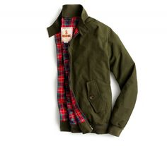 Discovered: An Iconic English Jacket at J.Crew