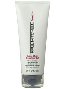 Looking to recreate a wet look hairstyle?  Then, this gel is for you!