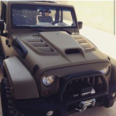 This has Style. Jeep JK