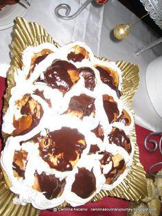 Profiterol chocolate