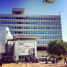 Sheffield Hallam University, ERASMUS 14/15