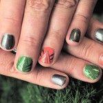 Get the #FormulaX: Kelvin, Radioactive, Connectivity #NailArt #Nails #Beauty #Manicure #Mani #Color