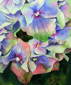 Learn with this painting dvd how to paint flowers in watercolor. Easy-to-follow lesson, indepth instruction, step-by-step explained, capture the viewers
