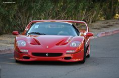1995 Ferrari F50 Imagen