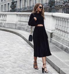 """2,100 tykkäystä, 4 kommenttia - Fashion Inspiration (@modeblogg) Instagramissa: """"via @nadaadellex"""""""