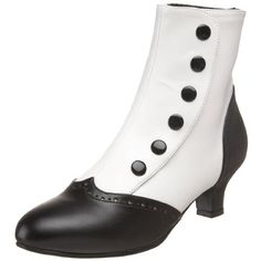 Wonder if I can get this in cream & white. They'd be perfect for a Mary Poppins fair costume!