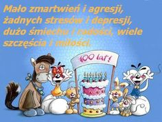 yczenia urodzinowe dla Joni i Ziai - Temat Forum ? Weekend Humor, 50th Birthday, Diy And Crafts, Wish, Baseball Cards, How To Plan, Motto, Bbc, Behance