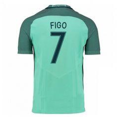 Portugal 2016 Figo 7 Bortatröja Kortärmad Tops, Fashion, Moda, Fashion Styles, Fashion Illustrations