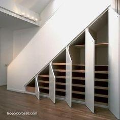 Diseño de espacio para guardar cosas de forma discreta