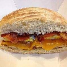 Best Breakfast Sandwiches in the U.S.: Eastern Market/The Market Lunch; Washington, DC