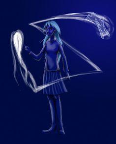 Luna's Patronus by ~Pen-umbra on deviantART