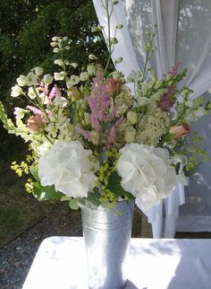 country flower arrangements ideas   Pedestals and large vases are great for adding flower arrangements ...