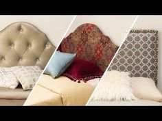 Make It Your Own Ready-to-Cover Upholstered Headboards - Sewing | Hobby Lobby