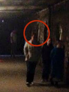 Real Ghost Pictures: The Haunting of Bodmin Jail: A mans face