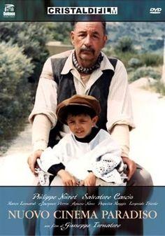 Nuovo cinema Paradiso    Nuovo cinema Paradiso è un film del 1988 scritto e diretto da Giuseppe Tornatore.    La versione internazionale di questo film (che a differenza della versione originale di 155 minuti, è stata ridotta a 123 minuti) vinse il Grand Prix Speciale della Giuria al Festival di Cannes del 1989 e l'Oscar per il miglior film straniero.