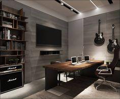 Три примера современных квартир