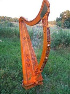 Angel Tara 36 String Concert Harp