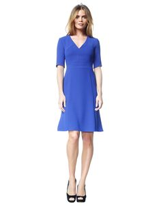 Marie - blue purple - LaDress by Simone