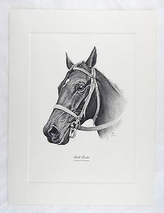 Fred Stone Colonial Affair 1993 Belmont Ltd Ed Race