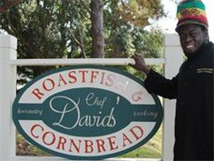 Hilton Head Island - Chef David's Roastfish & Cornbread - this place is so good that he doesn't have to advertise!  Prepare for a long wait cause they don't take reservations unless you have a group of more than 10.  Gumbo is awesome!  (everything else is too)