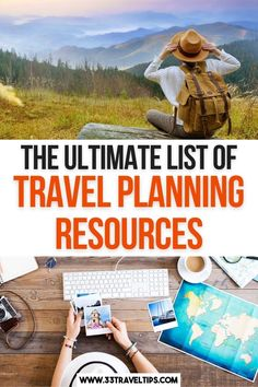 After 22+ years of traveling and living abroad, we'd like to share with you our best battle-tested travel resources.From the first steps of getting inspired to booking the best flight and from the safest way to pay to the easiest way to stay connected…These are 33 travel tools that will help you plan and enjoy your trips to the fullest! | Travel Resources | Travel Tips | Travel Hacks | Travel Tips and Tricks Travel Goals, Travel Tips, Travelling Tips, Travel Hacks, Travel Packing, Budget Travel, Time Travel, Travel Ideas, Travel Destinations