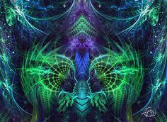 [Image] | Manafold Art - TIMEWHEEL