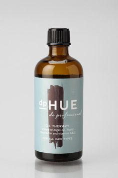 dp HUE Argan Oil Therapy -- Argan oil PLUS tons of vitamins and moisturizing shea butter for majorly healthy hair.