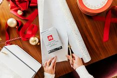 illy K-Cups make the perfect gift this holiday season. Holiday Gift Guide, Holiday Gifts, Coffee Lover Gifts, Time To Celebrate, Holiday Traditions, Charity, Cups, Gift Wrapping, Entertaining