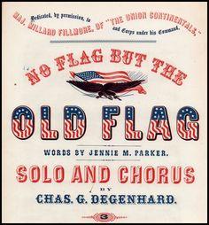 Civil War Sheet Music -