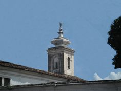 Torre do Convento de Santa Clara do Desterro, Salvador_Brasil