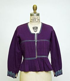 Blouse | Bolivian | The Met