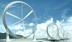 "Japanese researchers say that they've discovered a simple way to make wind turbines up to three times as efficient. By placing a 'wind lens' around the turbine blades, they claim that wind power could become cheaper than nuclear. Kyushu University professor Yuji Ohya spoke of the merits of the 112-meter diameter structures being able to increase energy output ""two or three fold"", as well as being about to reduce the dreaded noise pollution so often associated with wind t..."